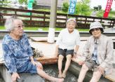 安田荘では、参加希望者を募り、様々な場所に旅行に出かけています。色々な場所に行けると、ご利用者様からも好評です。